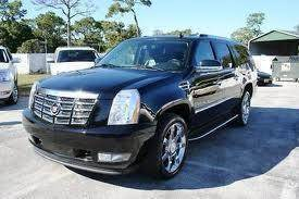 2008 Cadillac Escalade ESV for sale at Luxury Auto Finder in Batavia IL