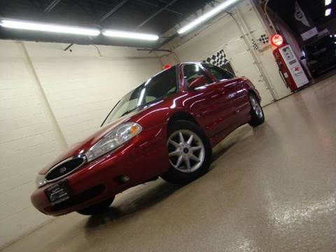 1999 Ford Contour for sale at Luxury Auto Finder in Batavia IL