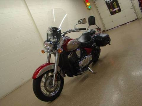 2007 Kawasaki VULCAN VN 900 for sale at Luxury Auto Finder in Batavia IL