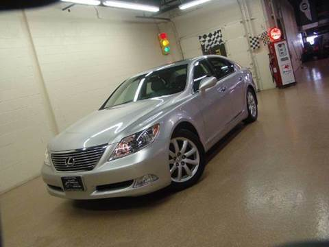2008 Lexus LS 460 for sale at Luxury Auto Finder in Batavia IL