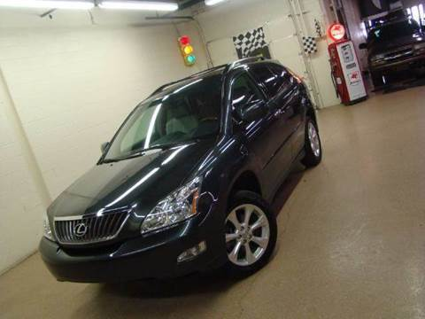 2009 Lexus RX 350 for sale at Luxury Auto Finder in Batavia IL