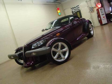 1999 Plymouth Prowler for sale at Luxury Auto Finder in Batavia IL