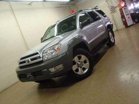 2003 Toyota 4Runner for sale at Luxury Auto Finder in Batavia IL