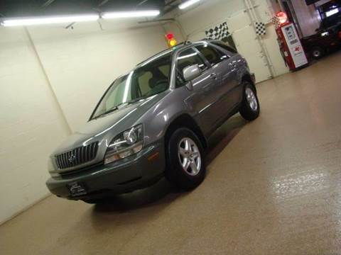 2000 Lexus RX 300 for sale at Luxury Auto Finder in Batavia IL
