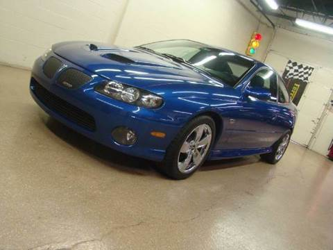 2005 Pontiac GTO for sale at Luxury Auto Finder in Batavia IL
