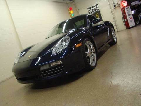 2006 Porsche Boxster for sale at Luxury Auto Finder in Batavia IL