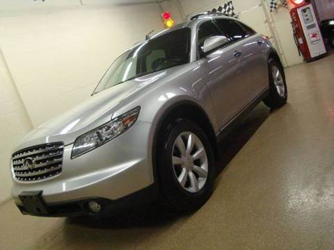 2004 Infiniti FX35 for sale at Luxury Auto Finder in Batavia IL
