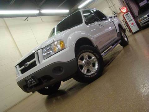 2001 Ford Explorer Sport Trac for sale at Luxury Auto Finder in Batavia IL