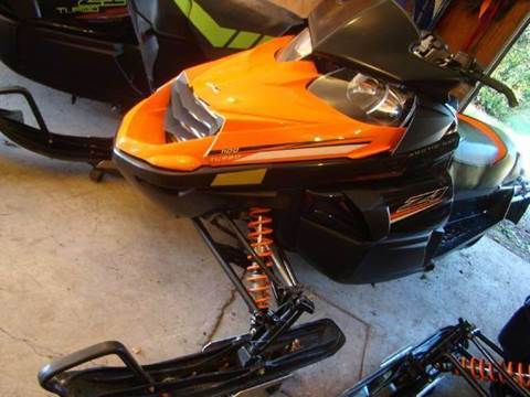 2010 Arctic Cat Z1 TURBO LXR for sale at Luxury Auto Finder in Batavia IL