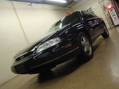1997 Chevrolet Monte Carlo for sale at Luxury Auto Finder in Batavia IL