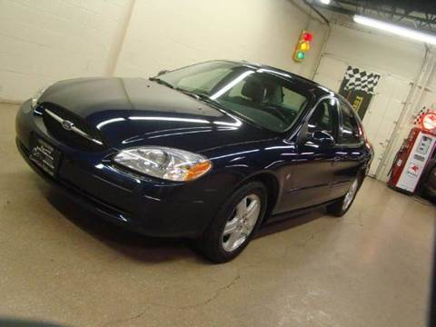 2000 Ford Taurus for sale at Luxury Auto Finder in Batavia IL