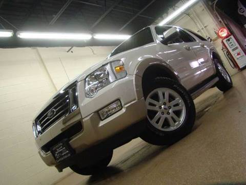 2010 Ford Explorer for sale at Luxury Auto Finder in Batavia IL