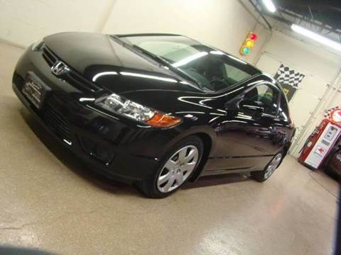2007 Honda Civic for sale at Luxury Auto Finder in Batavia IL