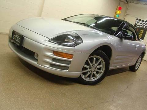 2002 Mitsubishi Eclipse for sale at Luxury Auto Finder in Batavia IL