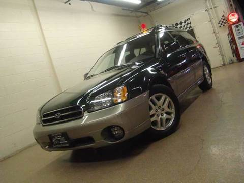 2001 Subaru Outback for sale at Luxury Auto Finder in Batavia IL