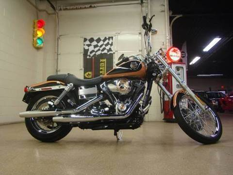 2008 Harley-Davidson DYNA WIDE GLIDE for sale at Luxury Auto Finder in Batavia IL