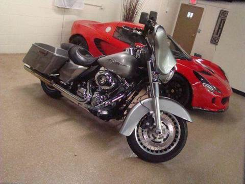 2009 Harley-Davidson Street Glide for sale at Luxury Auto Finder in Batavia IL