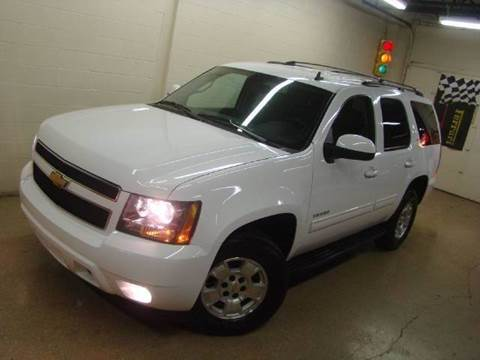 2011 Chevrolet Tahoe for sale at Luxury Auto Finder in Batavia IL