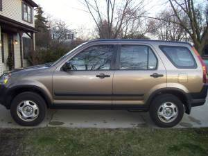 2003 Honda CR-V for sale at Luxury Auto Finder in Batavia IL
