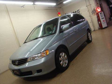 2002 Honda Odyssey for sale at Luxury Auto Finder in Batavia IL