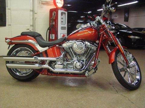 2007 Harley-Davidson CVO SPRINGER SOFTAIL for sale at Luxury Auto Finder in Batavia IL
