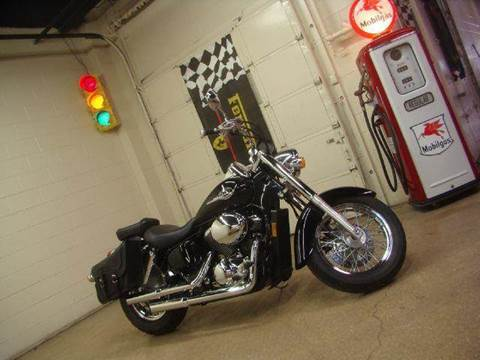 2003 Honda Shadow Ace for sale at Luxury Auto Finder in Batavia IL