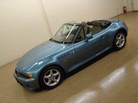 1997 BMW Z3 for sale at Luxury Auto Finder in Batavia IL