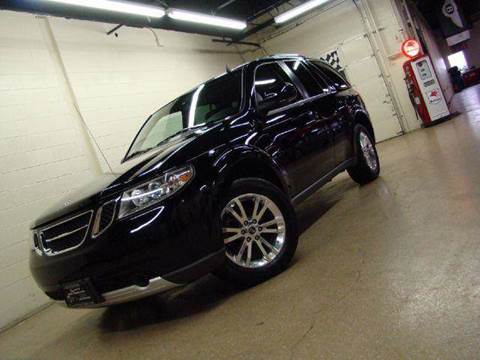 2009 Saab 9-7X for sale at Luxury Auto Finder in Batavia IL