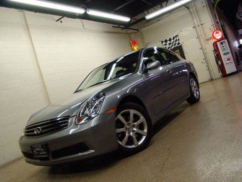 2006 Infiniti G35 for sale at Luxury Auto Finder in Batavia IL