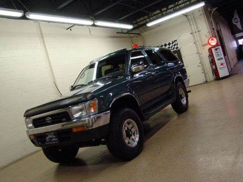 1993 Toyota 4Runner for sale at Luxury Auto Finder in Batavia IL