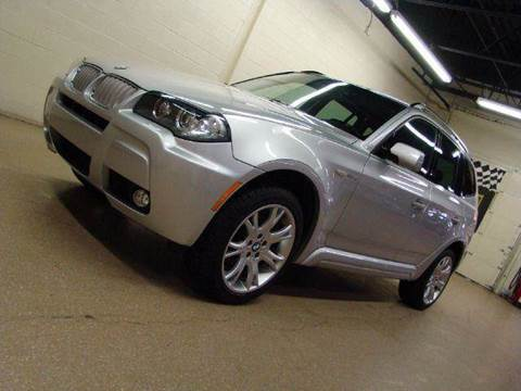 2008 BMW X3 for sale at Luxury Auto Finder in Batavia IL