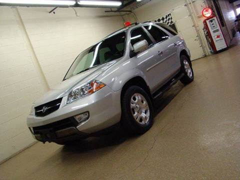 2002 Acura MDX for sale at Luxury Auto Finder in Batavia IL