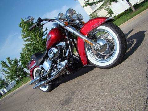 2012 Harley-Davidson SOFTAIL DELUXE for sale at Luxury Auto Finder in Batavia IL