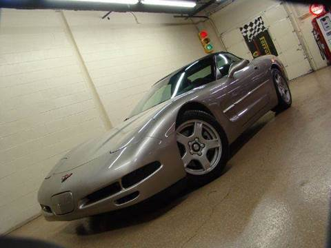 1999 Chevrolet Corvette for sale at Luxury Auto Finder in Batavia IL
