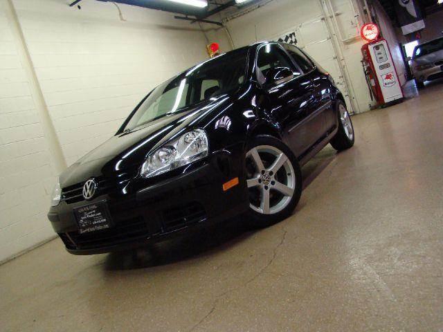 2008 Volkswagen Rabbit for sale at Luxury Auto Finder in Batavia IL