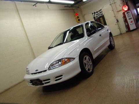 2000 Chevrolet Cavalier for sale at Luxury Auto Finder in Batavia IL