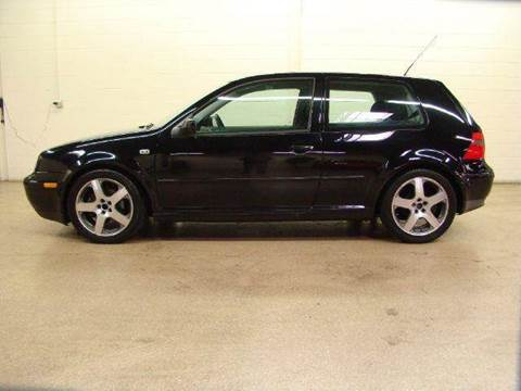 2002 Volkswagen GTI for sale at Luxury Auto Finder in Batavia IL