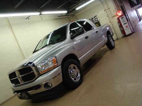 2006 Dodge Ram Pickup 3500 for sale at Luxury Auto Finder in Batavia IL