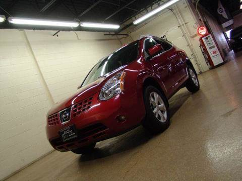 2008 Nissan Rogue for sale at Luxury Auto Finder in Batavia IL