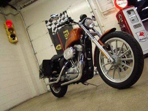 2000 Harley-Davidson SPORTSTER XL 883 for sale at Luxury Auto Finder in Batavia IL