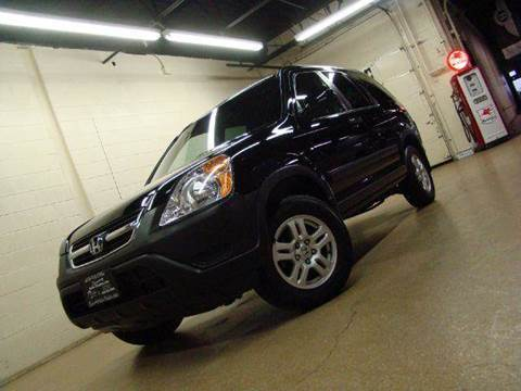 2002 Honda CR-V for sale at Luxury Auto Finder in Batavia IL