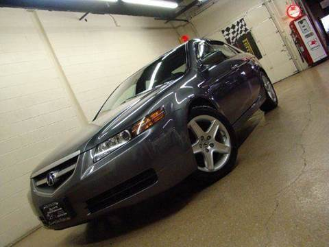 2006 Acura TL for sale at Luxury Auto Finder in Batavia IL