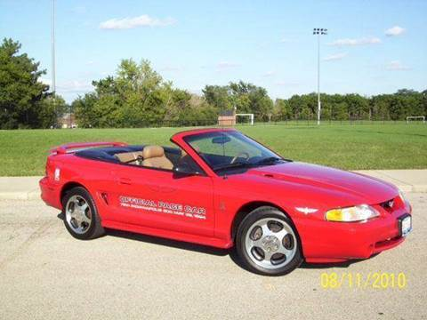 1994 Ford Mustang for sale at Luxury Auto Finder in Batavia IL