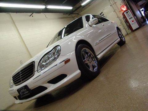 2004 Mercedes-Benz S-Class for sale at Luxury Auto Finder in Batavia IL