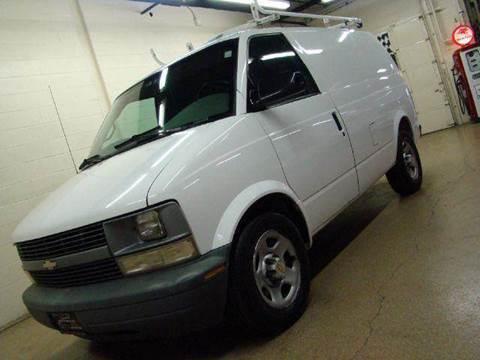 2003 Chevrolet Astro Cargo for sale at Luxury Auto Finder in Batavia IL