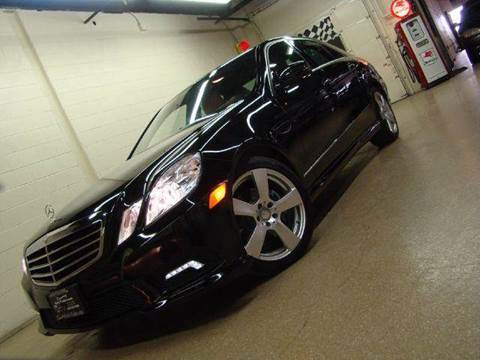 2011 Mercedes-Benz E-Class for sale at Luxury Auto Finder in Batavia IL