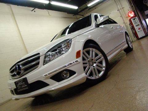 2009 Mercedes-Benz C-Class for sale at Luxury Auto Finder in Batavia IL