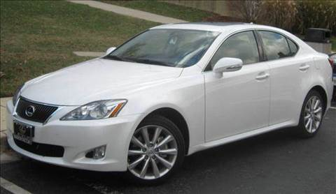 2010 Lexus IS 250 for sale at Luxury Auto Finder in Batavia IL