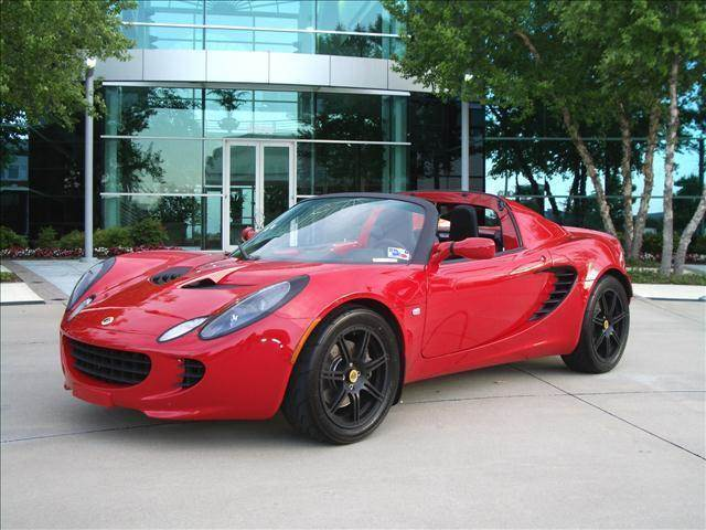 2005 Lotus Elise 2dr Roadster In Batavia Il Luxury Auto Finder