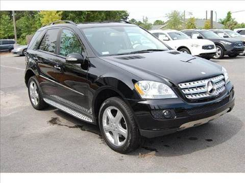 2009 Mercedes-Benz M-Class for sale at Luxury Auto Finder in Batavia IL